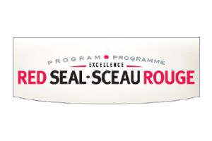 RED SEAL SCEAU LOGO